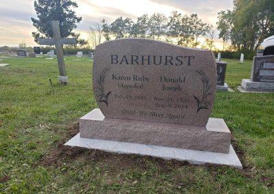BARHURST - Front-W1000