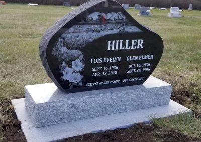 HILLER Front-W1000