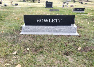 HOWLETT - Back-W1000