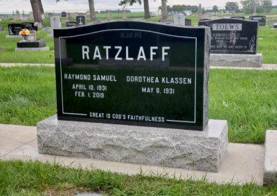 RATZLAFF - Front-W1000