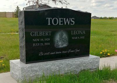 TOEWS, G _ L-W1000