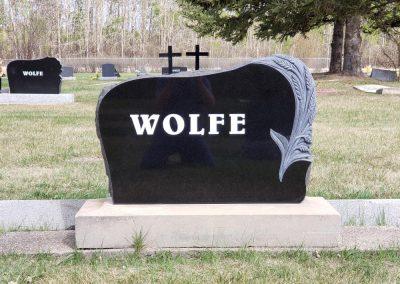 WOLFE - Back-W1000