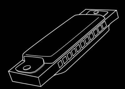Z-DANA-Harmonica (3p14x2p76)