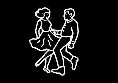 Z-SORGAARD -Dancers (3p6x4) R4