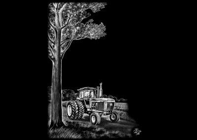 Z-ZAICHKOWSKY Tractor(10x13p9) R14